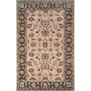 Colorado Beige Rectangular: 7 Ft. 6 In. x 9 Ft. 6 In. Rug