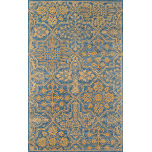 Cosette Blue Rectangular: 8 Ft. x 11 Ft. Rug