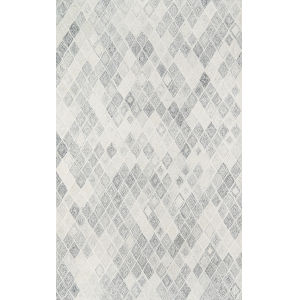 Cortland Geometric Gray Runner: 2 Ft. 3 In. x 8 Ft.