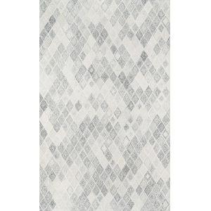Cortland Geometric Gray Rectangular: 8 Ft. x 10 Ft. Rug