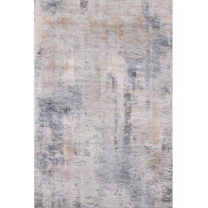 Dalston Gray Rectangular: 5 Ft. 3 In. x 7 Ft. 6 In. Rug