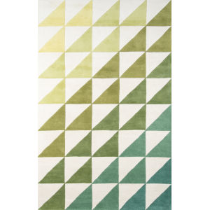 Delmar Lime Rectangular: 8 Ft. x 10 Ft. Rug