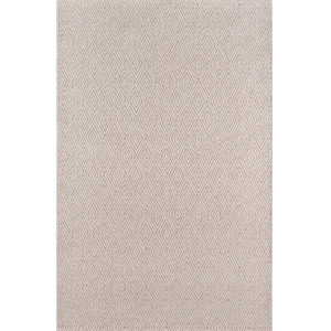 Downeast Natural Rectangular: 6 Ft. 7 In. x 9 Ft. 6 In. Rug