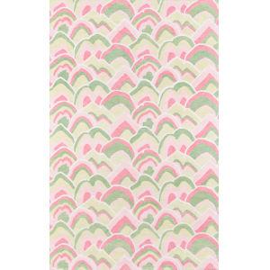 Embrace Adventure Pink Rectangular: 8 Ft. x 10 Ft. Rug