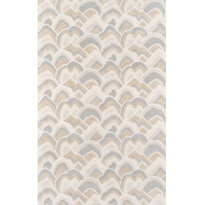 Embrace Adventure Taupe Rectangular: 5 Ft. x 8 Ft. Rug