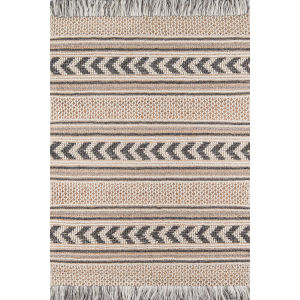 Esme Charcoal Rectangular: 5 Ft. x 7 Ft. Rug
