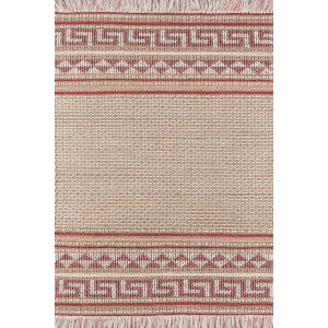 Esme Pink Rectangular: 3 Ft. 9 In. x 5 Ft. 9 In. Rug