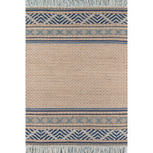 Esme Blue Rectangular: 8 Ft. x 10 Ft. Rug