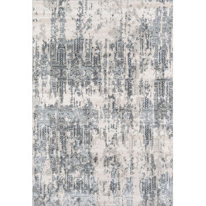 Genevieve Gray Rectangular: 7 Ft. 9 In. x 9 Ft. 10 In. Rug