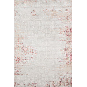 Genevieve Red Rectangular: 7 Ft. 9 In. x 9 Ft. 10 In. Rug