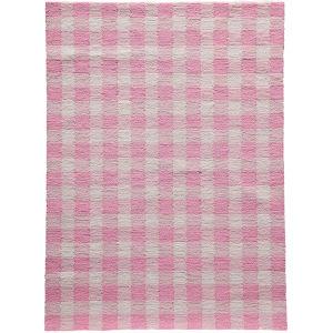 Geo Pink Rectangular: 7 Ft. 6 In. x 9 Ft. 6 In. Rug