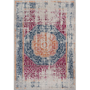 Haley Multicolor Rectangular: 9 Ft. 3 In. x 12 Ft. 6 In. Rug