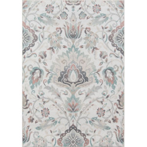 Haley Floral Multicolor Rectangular: 9 Ft. 3 In. x 12 Ft. 6 In. Rug