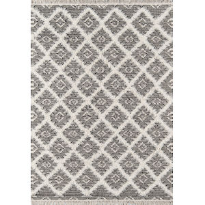 Harper Black Rectangular: 7 Ft. 6 In. x 9 Ft. 6 In. Rug