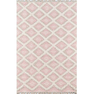 Harper Pink Rectangular: 7 Ft. 6 In. x 9 Ft. 6 In. Rug