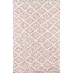Harper Pink Rectangular: 8 Ft. 10 In. x 11 Ft. 10 In. Rug