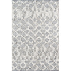 Hermosa Gray Rectangular: 3 Ft. 6 In. x 5 Ft. 6 In. Rug