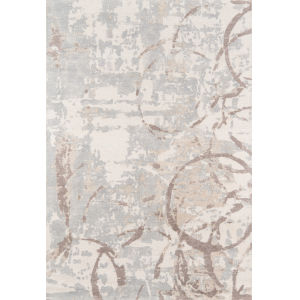 Illusions Beige Rectangular: 3 Ft. 6 In. x 5 Ft. 6 In. Rug