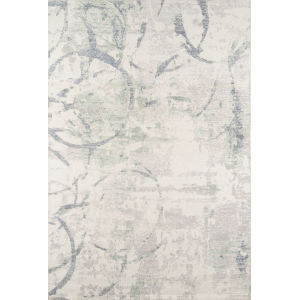 Illusions Gray Rectangular: 7 Ft. 6 In. x 9 Ft. 6 In. Rug