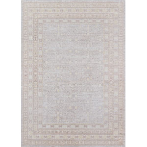 Isabella Tribal Gray Rectangular: 7 Ft. 10 In. x 10 Ft. 6 In. Rug