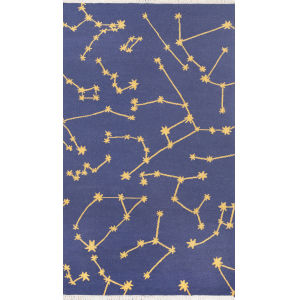 Jem Stella Navy Rectangular: 9 Ft. x 12 Ft. Rug