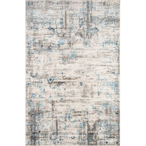 Juliet Blue Rectangular: 8 Ft. 6 In. x 11 Ft. 6 In. Rug