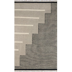 Karl Black Rectangular: 9 Ft. x 12 Ft. Rug