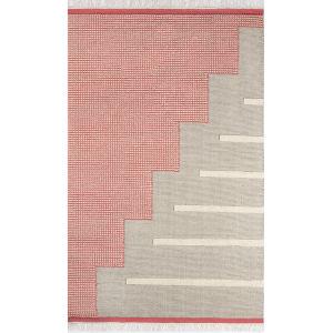 Karl Pink Rectangular: 5 Ft. x 7 Ft. 6 In. Rug