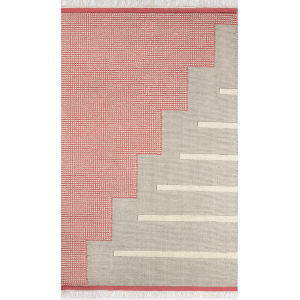 Karl Pink Rectangular: 9 Ft. x 12 Ft. Rug