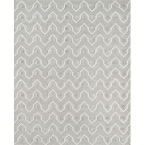 Langdon Prince Gray Rectangular: 7 Ft. 6 In. x 9 Ft. 6 In. Rug