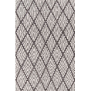 Langdon Charcoal Rectangular: 3 Ft. 9 In. x 5 Ft. 9 In. Rug
