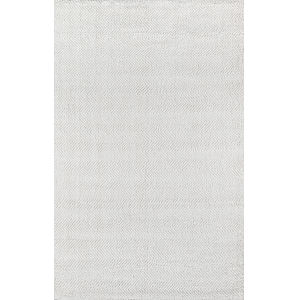 Ledgebrook Ivory Rectangular: 5 Ft. x 8 Ft. Rug