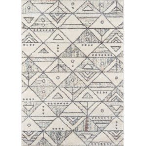 Lima Ivory Rectangular: 7 Ft. 10 In. x 9 Ft. 10 In. Rug