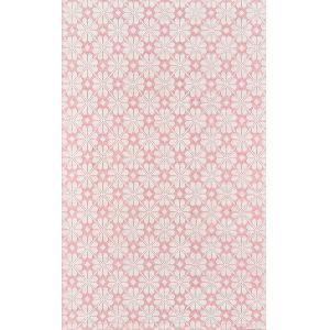 Lisbon Seville Pink Rectangular: 8 Ft. 6 In. x 11 Ft. 6 In. Rug