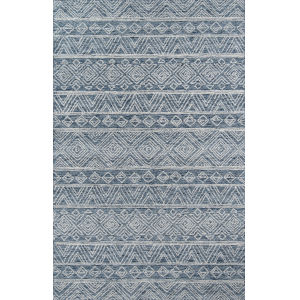 Mallorca Denim Rectangular: 5 Ft. x 8 Ft. Rug
