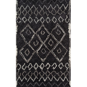 Margaux Black Rectangular: 2 Ft. x 3 Ft. Rug