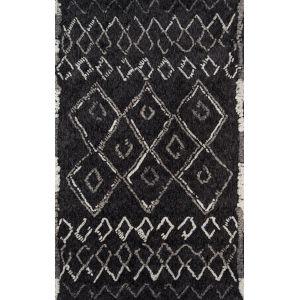 Margaux Black Rectangular: 7 Ft. 6 In. x 9 Ft. 6 In. Rug