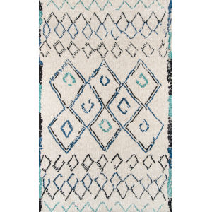Margaux Ivory Rectangular: 7 Ft. 6 In. x 9 Ft. 6 In. Rug