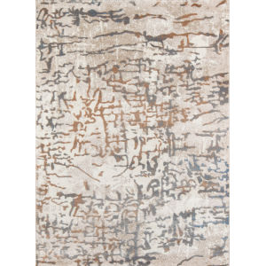Matrix Copper Rectangular: 5 Ft. 3 In. x 7 Ft. 2 In. Rug
