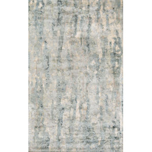 Millennia Abstract Gray Rectangular: 7 Ft. 6 In. x 9 Ft. 6 In. Rug