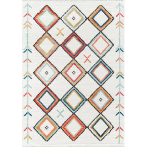 Monaco Multicolor Rectangular: 3 Ft. 3 In. x 5 Ft. Rug