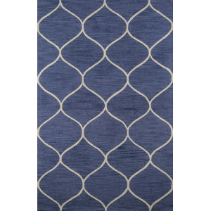 Newport Blue Rectangular: 8 Ft. x 10 Ft. Rug