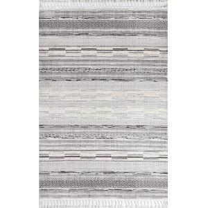 Odessa Gray Rectangular: 5 Ft. 3 In. x 7 Ft. 6 In. Rug