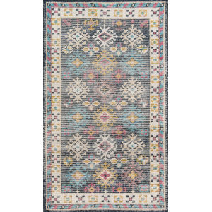 Ophelia Oriental Multicolor Rectangular: 9 Ft. x 12 Ft. Rug