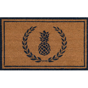 Park Navy Rectangular: 1 Ft. 6 In. x 2 Ft. 6 In. Rug