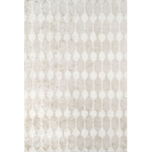Retro Taupe Rectangular: 5 Ft. x 7 Ft. 6 In. Rug