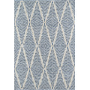 River Denim Rectangular: 7 Ft. 6 In. x 9 Ft. 6 In. Rug