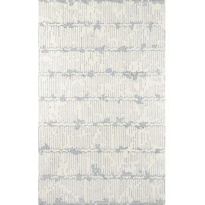 Smith Abstract Gray Rectangular: 8 Ft. x 10 Ft. Rug