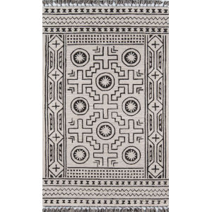 Tahoe Linen Rectangular: 7 Ft. 6 In. x 9 Ft. 6 In. Rug
