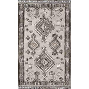 Tahoe Gray Rectangular: 7 Ft. 6 In. x 9 Ft. 6 In. Rug